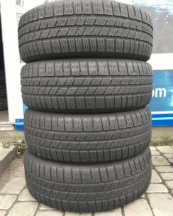 215/65R16 Continental ContiCrossContact Winter. Фото 2