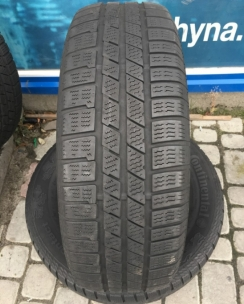 215/65R16 Continental ContiCrossContact Winter. Фото 5