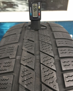 215/65R16 Continental ContiCrossContact Winter. Фото 7