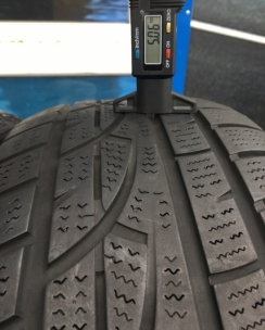 215/55R16 Hankook W310 Winter I*Cept Evo. Фото 6