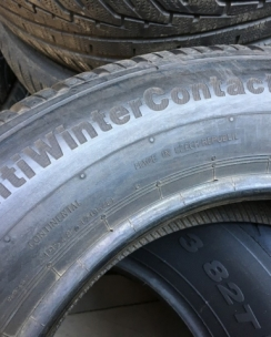 165/70R14 Continental ContiWinterContact TS 850. Фото 5