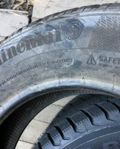 165/70R14 Continental ContiWinterContact TS 850. Фото 7