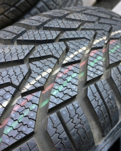 165/70R14 Continental ContiWinterContact TS 850. Фото 4