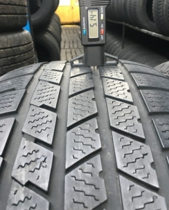 255/55R18 Continental ContiCrossContact Winter. Фото 6