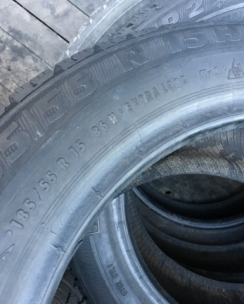 185/55R15 Semperit Speed-Grip 2. Фото 9