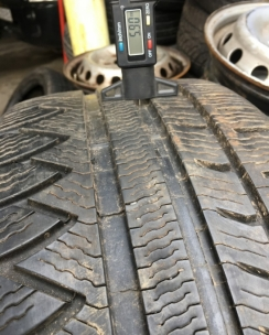 225/40R18 Michelin Pilot Alpin PA3. Фото 4