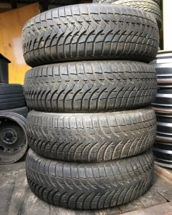 185/60R15 Michelin Alpin A4. Фото 2
