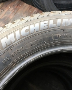 185/60R15 Michelin Alpin A4. Фото 8