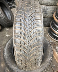 185/60R15 Michelin Alpin A4. Фото 5