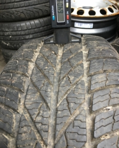 185/55R15 Gislaved Euro Frost 5. Фото 6