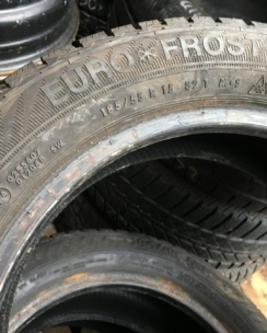 185/55R15 Gislaved Euro Frost 5. Фото 7