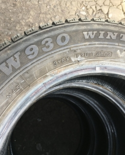 175/65R14 Firestone FW 930 Winter. Фото 9