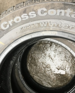 195/70R16 Continental ContiCrossContact Winter. Фото 7