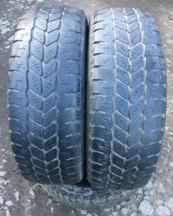 205/65R16C Goodyear Cargo Ultra Grip. Фото 2