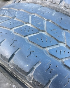 205/65R16C Goodyear Cargo Ultra Grip. Фото 5