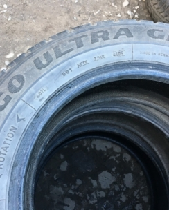 205/65R16C Goodyear Cargo Ultra Grip. Фото 8