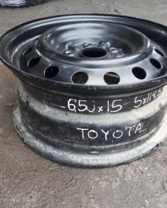 R15 5x114,3 Toyota. Фото 2