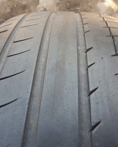 225/60r18 Michelin Latitude Sport. Фото 4