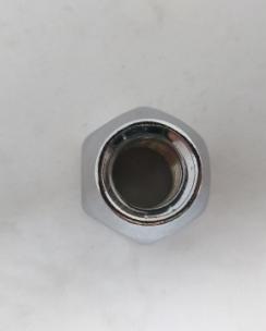 Гайка відкрита 12x1.5x17 конус кл.21 хром. Фото 6