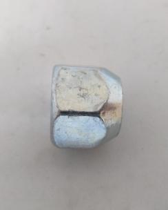 Гайка відкрита 12x1.5x17 конус кл.19 цинк. Фото 4