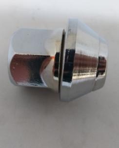 Гайка відкрита FORD 12x1.5x30 конус кл.19 хром. Фото 3