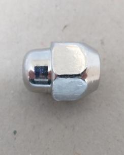 Гайка закрита HYUNDAI/KIA 12x1.5x27 конус кл.21 хром. Фото 3