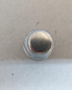 Гайка закрита 12x1.5x30 конус кл.21 геомет. Фото 3