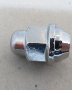 Гайка закрита HYUNDAI/KIA 12x1.5x35 конус кл.21 хром. Фото 2