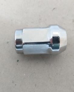 Гайка закрита 12x1.5x35 конус кл.17 хром. Фото 3