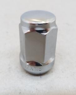 Гайка закрита 12x1.5x35 конус кл.21 хром