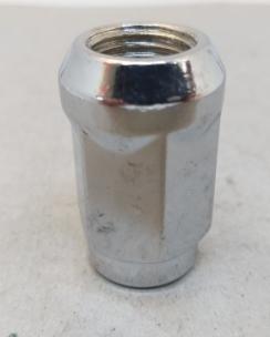 Гайка закрита 14x1.5x35 конус кл.21 хром. Фото 2