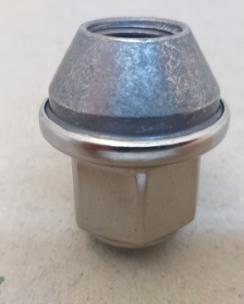 Гайка закрита FORD 14x1.5x35 конус кл.21 цинк. Фото 2