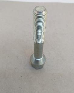 Болт колісний 12х1.25х65 конус кл.17 цинк. Фото 2