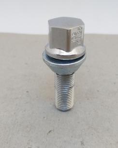 Болт колісний 12х1.25х28 ексцентрик конус кл.17 хром