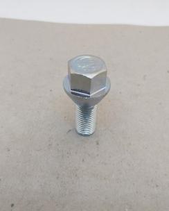 Болт колісний 12х1.5х28 конус кл.17 цинк