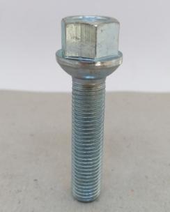 Болт колісний 12х1.5х50 сфера кл.17 цинк