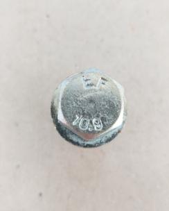 Болт колісний 14х1.25х28 конус кл.17 цинк. Фото 6