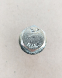 Болт колісний 14х1.25х32 конус кл.17 цинк. Фото 5