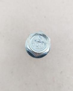 Болт колісний 14х1.25х45 конус кл.17 цинк. Фото 6