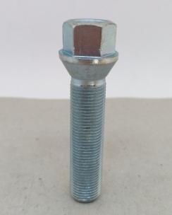 Болт колесный 14х1.25х55 конус кл.17 цинк