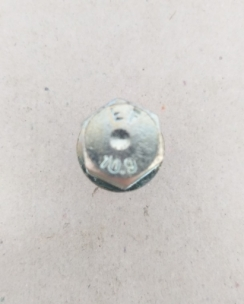 Болт колісний 14х1.5х26 конус кл.17 цинк. Фото 4