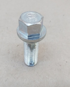 Болт колісний 14х1.5х35 сфера кл.17 цинк. Фото 5