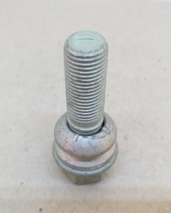Болт колісний 14х1.5х35 сфера кл.19 цинк T5/Q7/Touareg. Фото 6