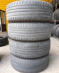 225/60R17 Dunlop SP Sport Maxx TT. Фото 2
