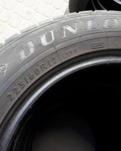 225/60R17 Dunlop SP Sport Maxx TT. Фото 9