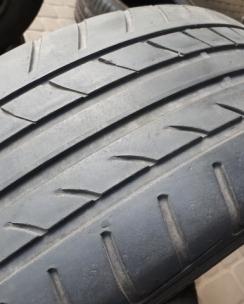 225/60R17 Dunlop SP Sport Maxx TT. Фото 6