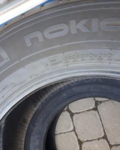 275/55R19 Nokian Hakka Z SUV. Фото 5