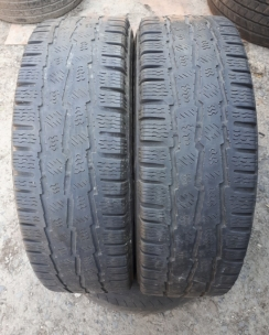 195/65R16C Michelin Agilis Alpin. Фото 2