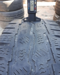 195/65R16C Michelin Agilis Alpin. Фото 6