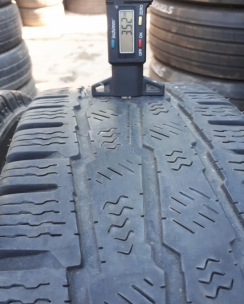 195/65R16C Michelin Agilis Alpin. Фото 4